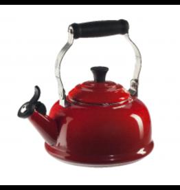 Le Creuset Whistling Tea Kettle 1.8oz - Cerise
