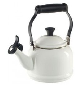Le Creuset Demi Tea Kettle 1.25oz - White