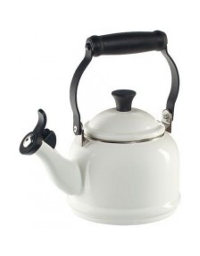 Le Creuset Demi Tea Kettle 1.25oz - White