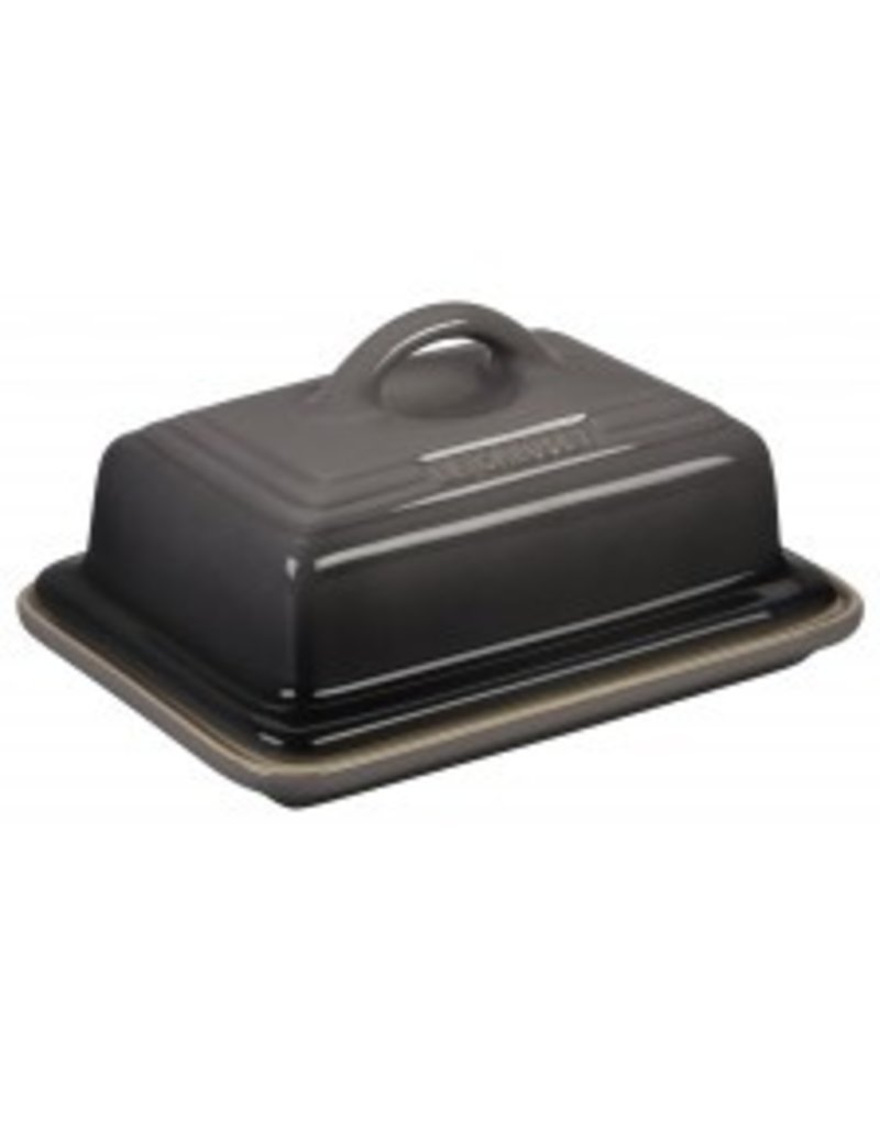 Le Creuset Heritage Butter Dish Oyster