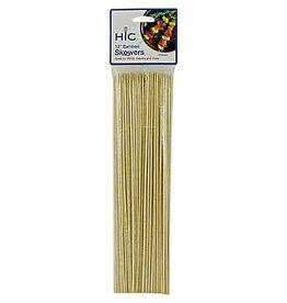 Harold Imports Bamboo Skewers 12'' --6