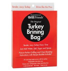 Harold Imports Eliz Karmel Turkey Brining Bag disc