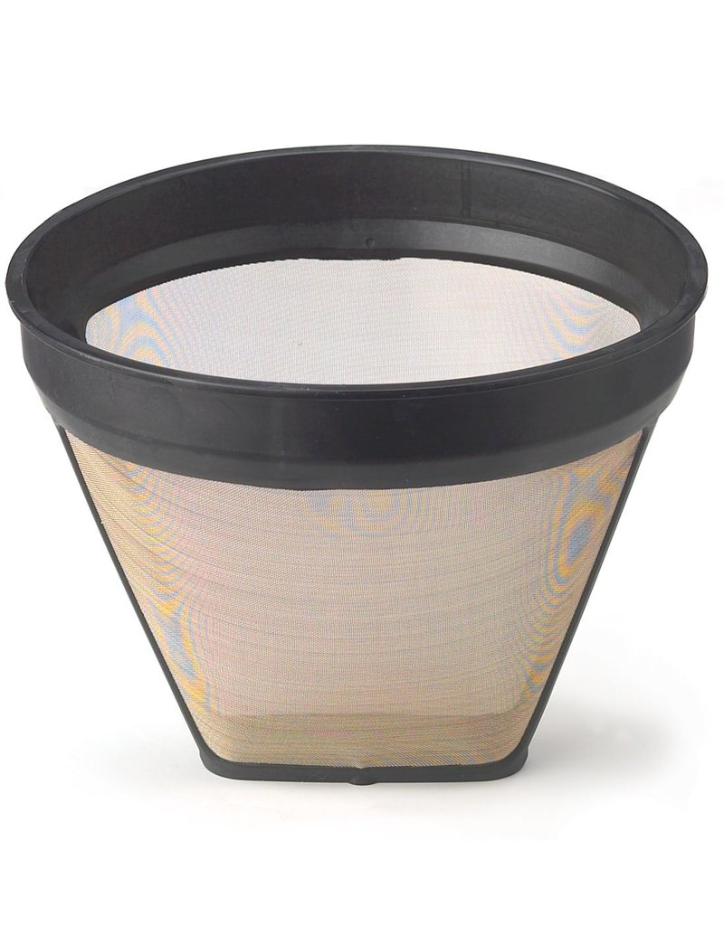Harold Imports GoldTone Reusable Coffee Filter #2