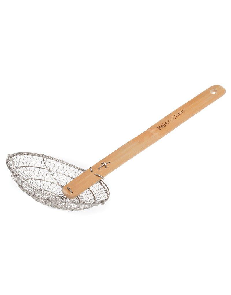 """Harold Imports Helen's Asian Kitchen Spider Strainer, 5"""" cirr"""