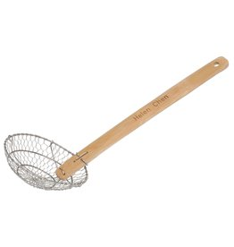"Harold Imports Helen's Asian Kitchen Spider Strainer, 7"" cirr"