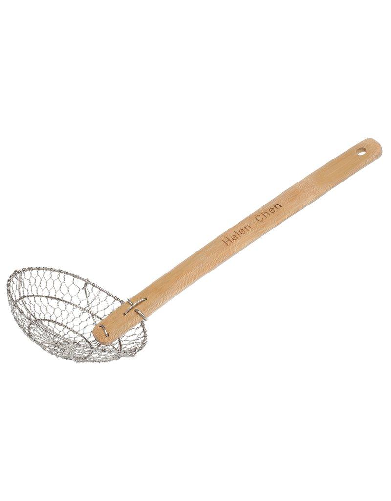 """Harold Imports Helen's Asian Kitchen Spider Strainer, 7"""" cirr"""
