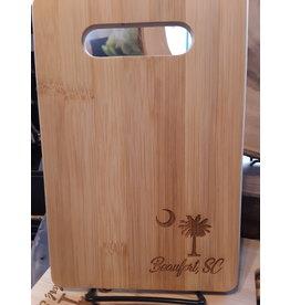 Tangico Mini Cutting Board Custom-Palmetto/Beaufort, SC DISC
