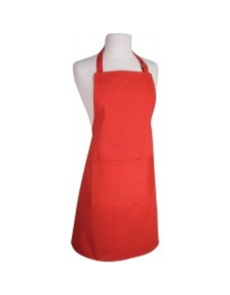 Now Designs Apron Adult Chef Red