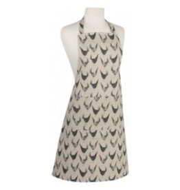 Now Designs Apron Adult Chicken Scratch