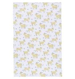Now Designs Dish towel Goats