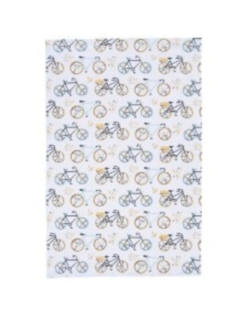 Now Designs Dish towel Sweet Ride Bikes