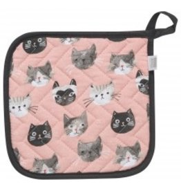 Now Designs Potholder Cats Meow