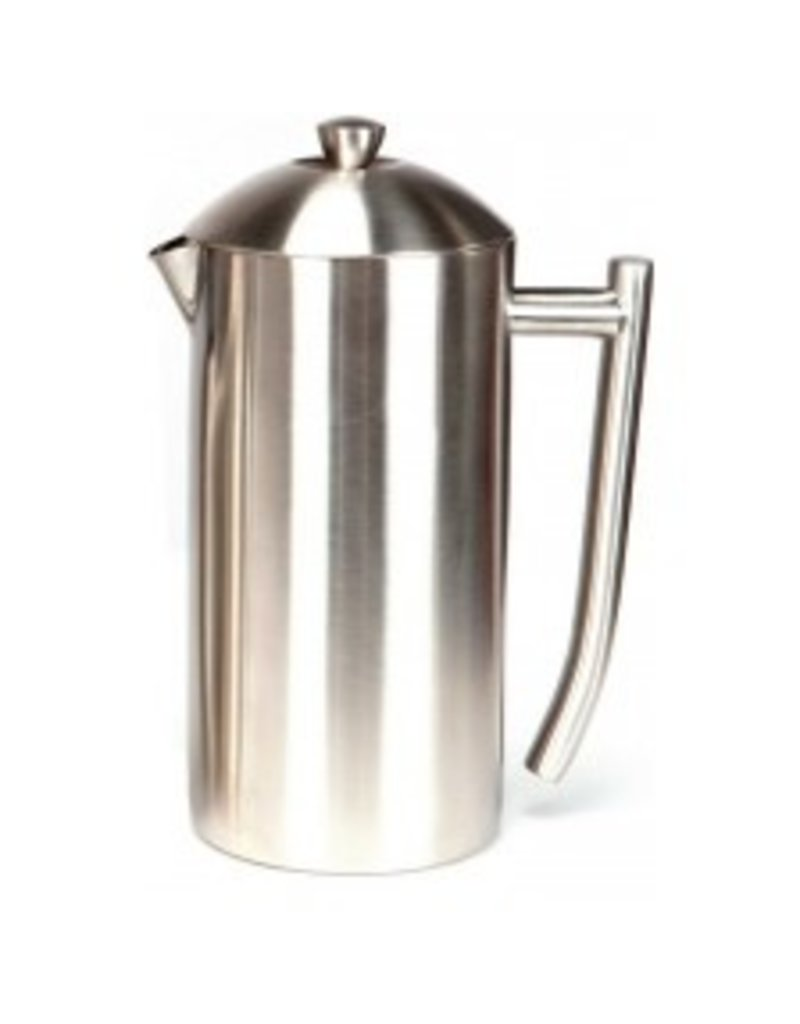 Frieling French Press Coffee Maker, Brushed Chrome, 36 fl. cir