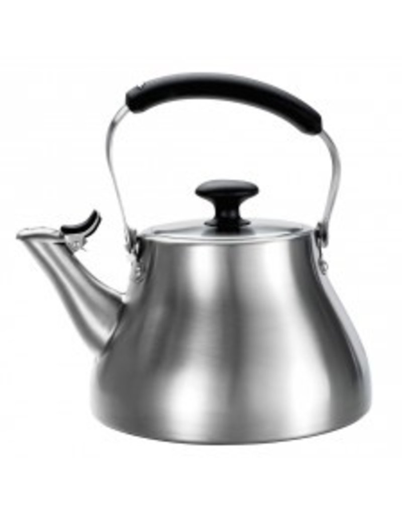 OXO Good Grips Classic Tea Kettle Brushed Stainless ciw