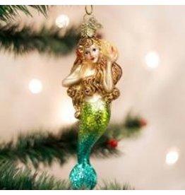 Old World Christmas Mermaid Ornament