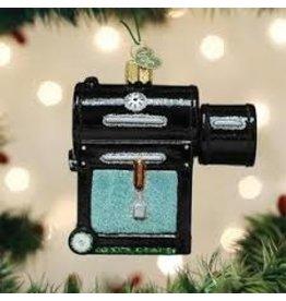 Old World Christmas Smoker Ornament