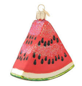 Bronners Ornament, Watermelon DISC