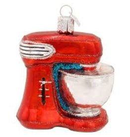 Bronners Ornament, Red Mixer