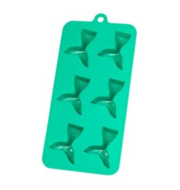 Harold Imports Mermaid Tail Ice Cube Tray