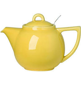 Now Designs Teapot with Filter, Lemon Geo 2 Cup