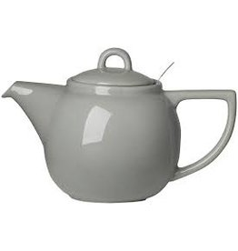 Now Designs Teapot with Filter, Gray Geo 4 Cup DISC