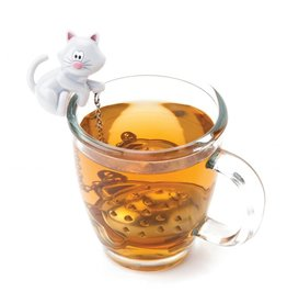 Harold Imports Joie Meow Tea Infuser