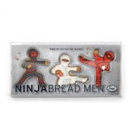 Fred/Lifetime Ninjabread Men Cookie Cutters