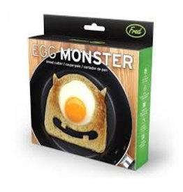 Fred Egg Monster Bread Cutter