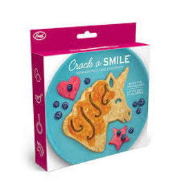 Fred/Lifetime Crack a Smile Unicorn Breakfast Pancake Mold
