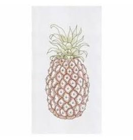 C and F Home Towel Pineapple, floursack
