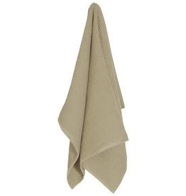 Now Designs Ripple Kitchen Towel, Sandstone cir