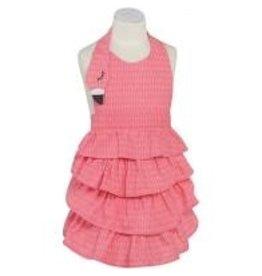 Now Designs Apron, Flamingo CHILD