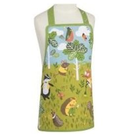 Now Designs Apron Child Critter Capers