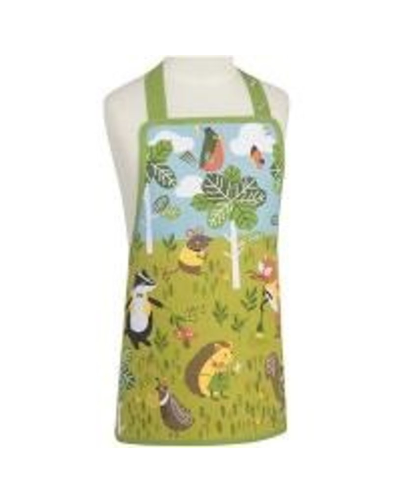 Now Designs Apron, Critter Capers CHILD
