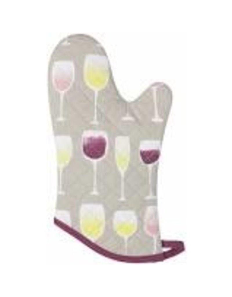 Now Designs Mitt Wine Tasting