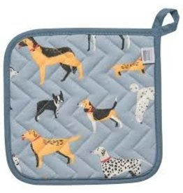 Now Designs Potholder Dog Days