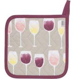 Now Designs Potholder Wine Tasting disc
