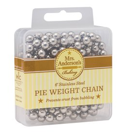 Harold Imports Mrs Anderson Pie Weight Chain