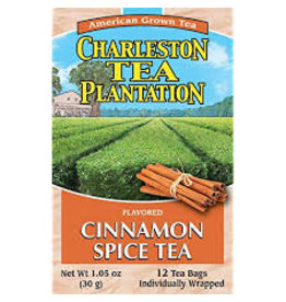 Charleston Tea Plantation Cinnamon Spice Tea 1.05oz - 12 Teabags