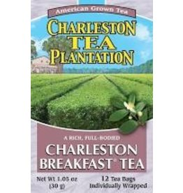 Charleston Tea Plantation Charleston Breakfast Tea 1.02oz - 12 Teabags