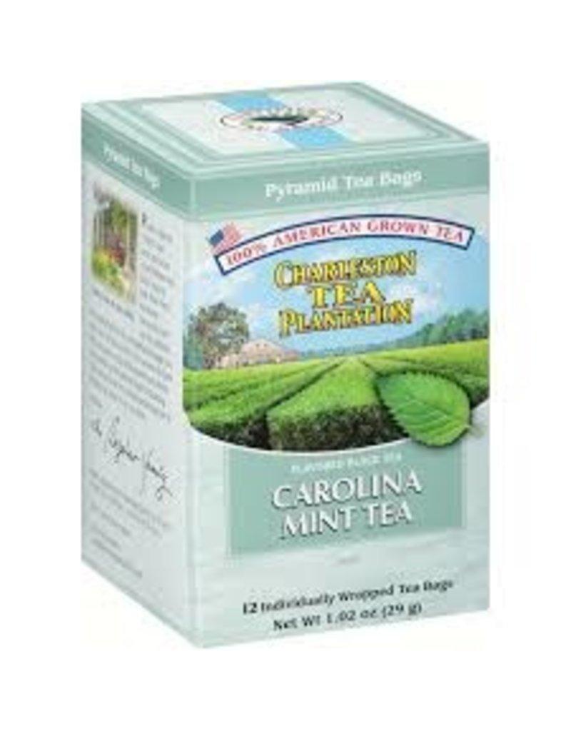 Charleston Tea Plantation Carolina Mint Tea 1.02oz - 12 Teabags