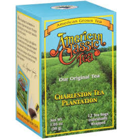 Charleston Tea Plantation American Classic Tea 1.02oz - 12 Teabags
