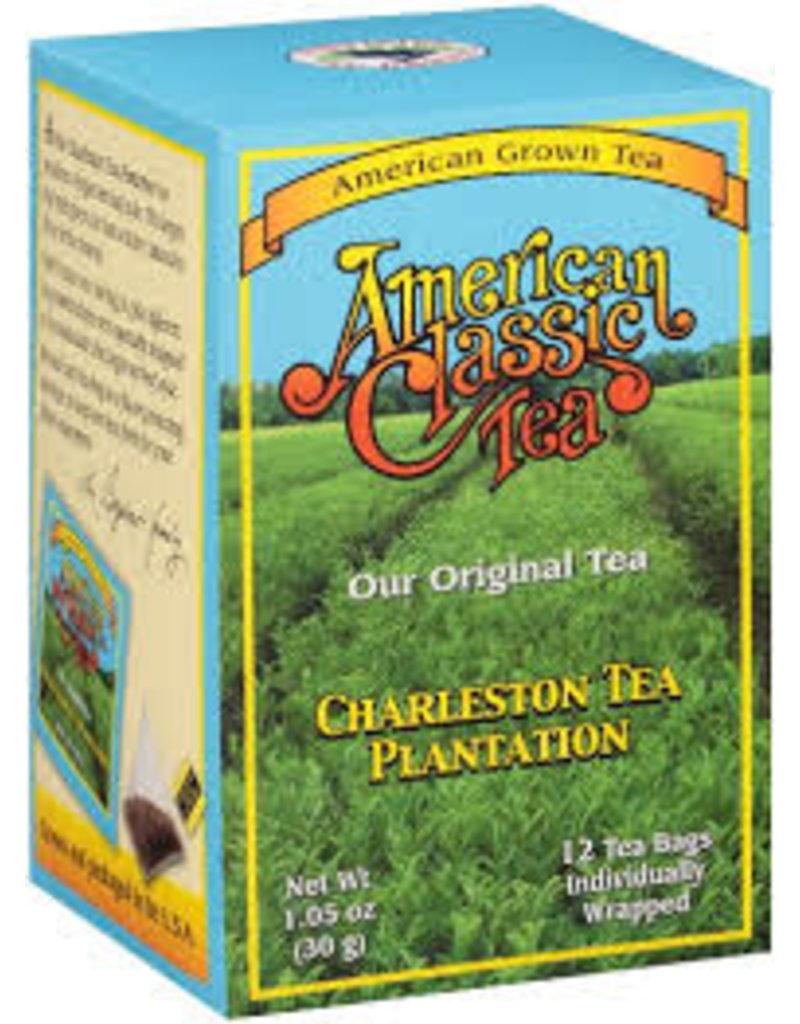 Charleston Tea Plantation American Classic Tea 1.02oz - 12 Teabags