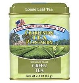 Charleston Tea Plantation Green Tea 2.3oz - Loose Leaf Tin