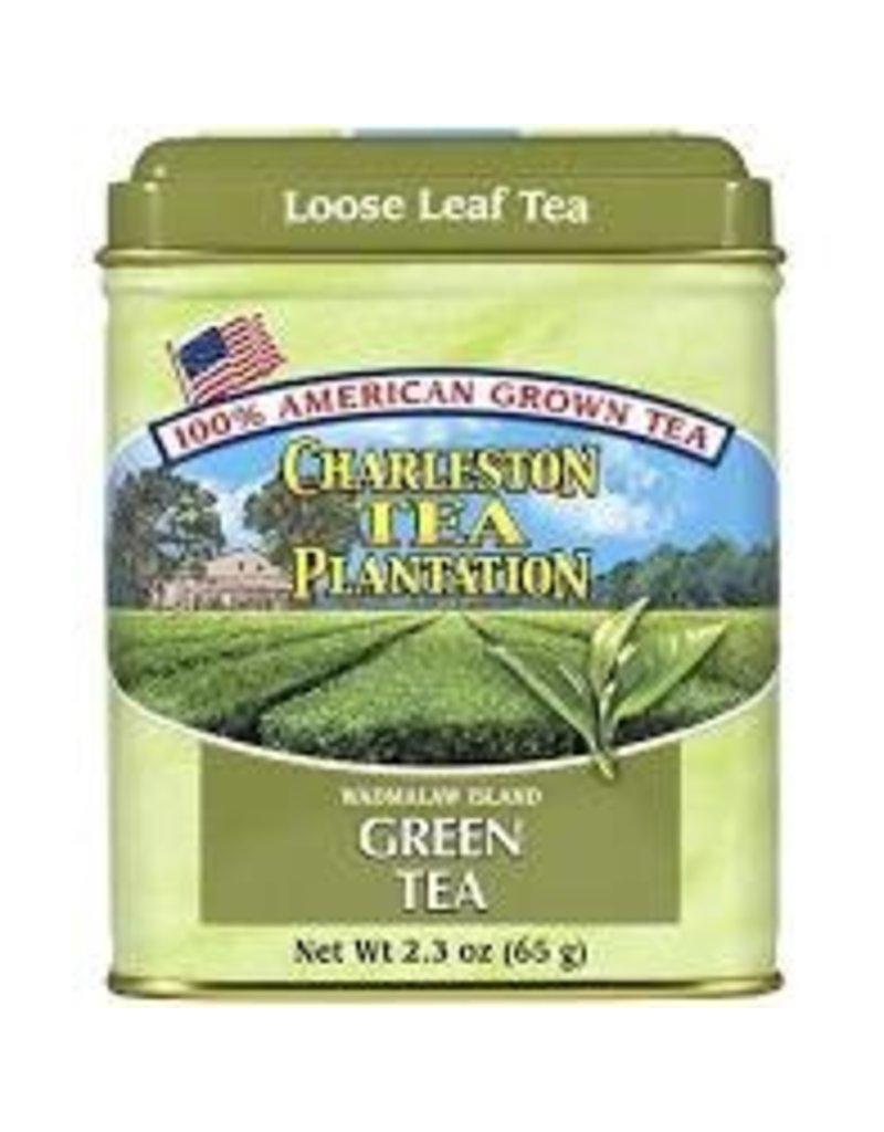 Charleston Tea Plantation Green Tea 2.3oz - Loose Leaf Tin