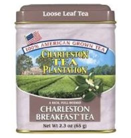 Charleston Tea Plantation Charleston Breakfast Tea 2.3oz - Loose Leaf Tin