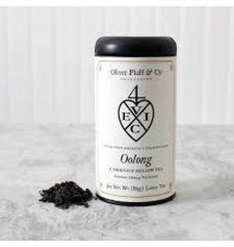 Oliver Pluff Tea - Oolong - LOOSE TEA 3oz disc