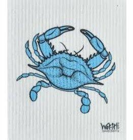 Wet-It Swedish Dish Blue Crab