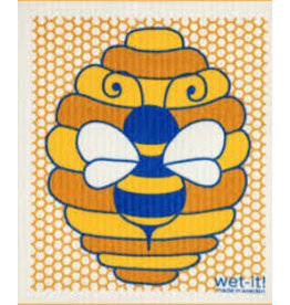 Wet-It Swedish Dish Honey Bee