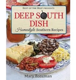 Deep South Dish Cookbook